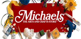 Michaels Craft Store Collage Logo Image