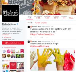 Michaels Twitter